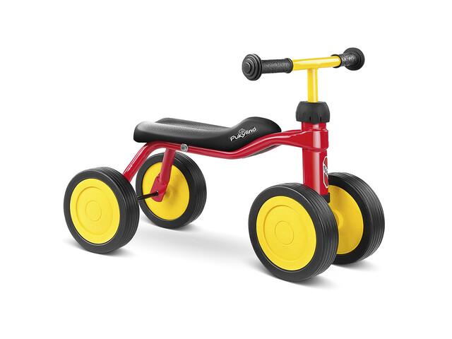 Puky PUKYlino - My first PUKY Løbecykel Børn rød